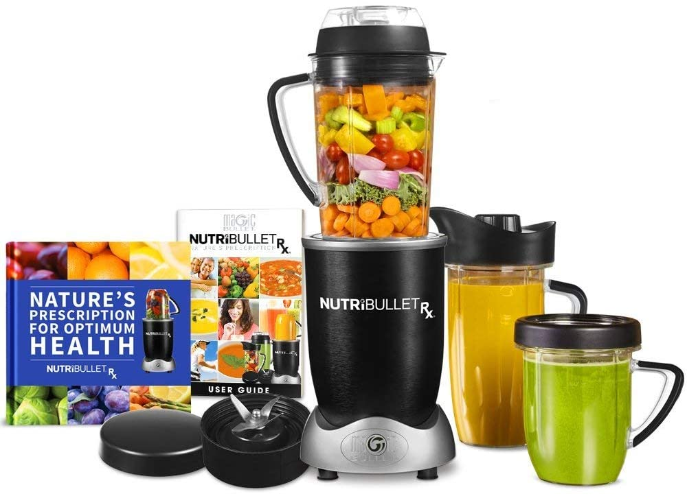 NutriBullet Rx Combo Blender Kit