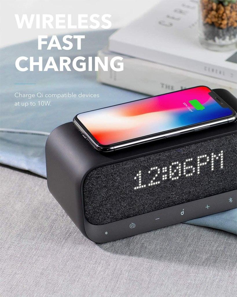 Anker Soundcore Wakey Wireless Fast Charging