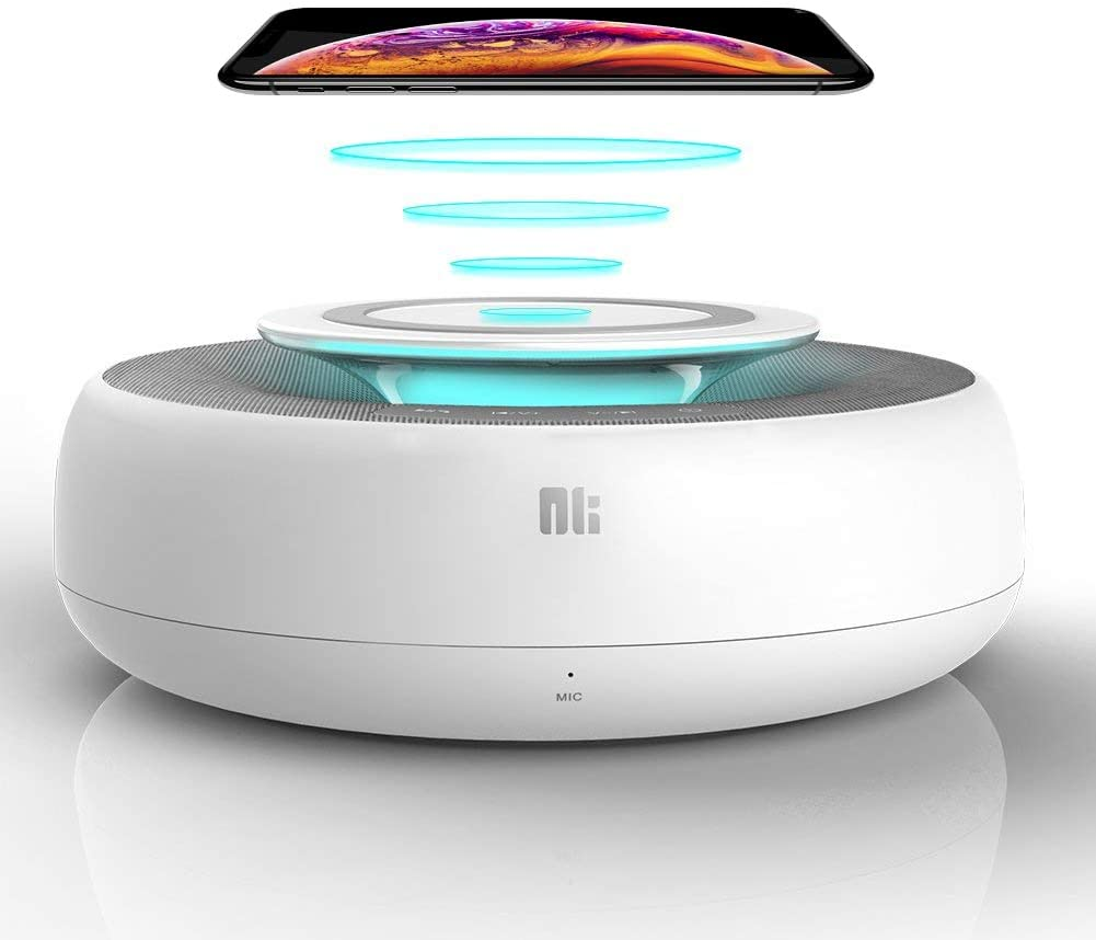 Nillkin Bluetooth Speaker with Wireless Charger