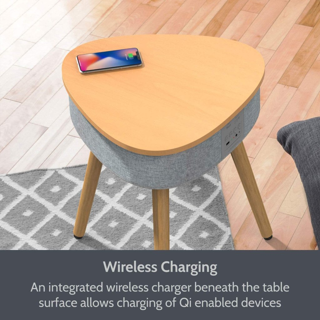 i-box Rest Speaker with Wireless Charger