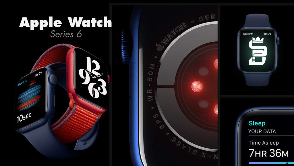 Apple Watch Series 6 | #1 Smartwatch For iPhone Users