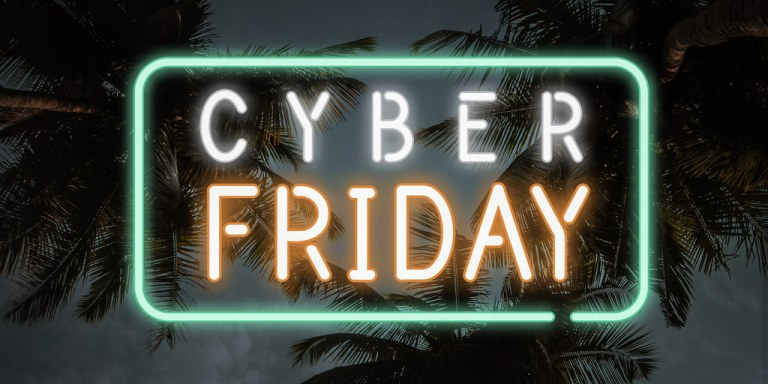 Balck Friday And Cyber Monday = Cyber Friday Deals
