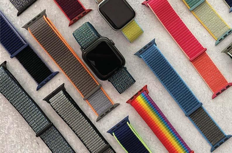 Nylon Sport Loop Color Options