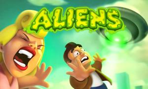 Aliens at Superior Digital Arcade