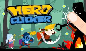 Hero Clicker at Superior Digital Arcade