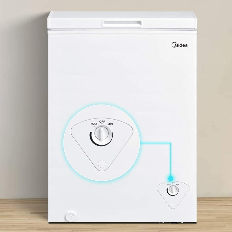 Midea 5 Cu Ft Chest Freezer