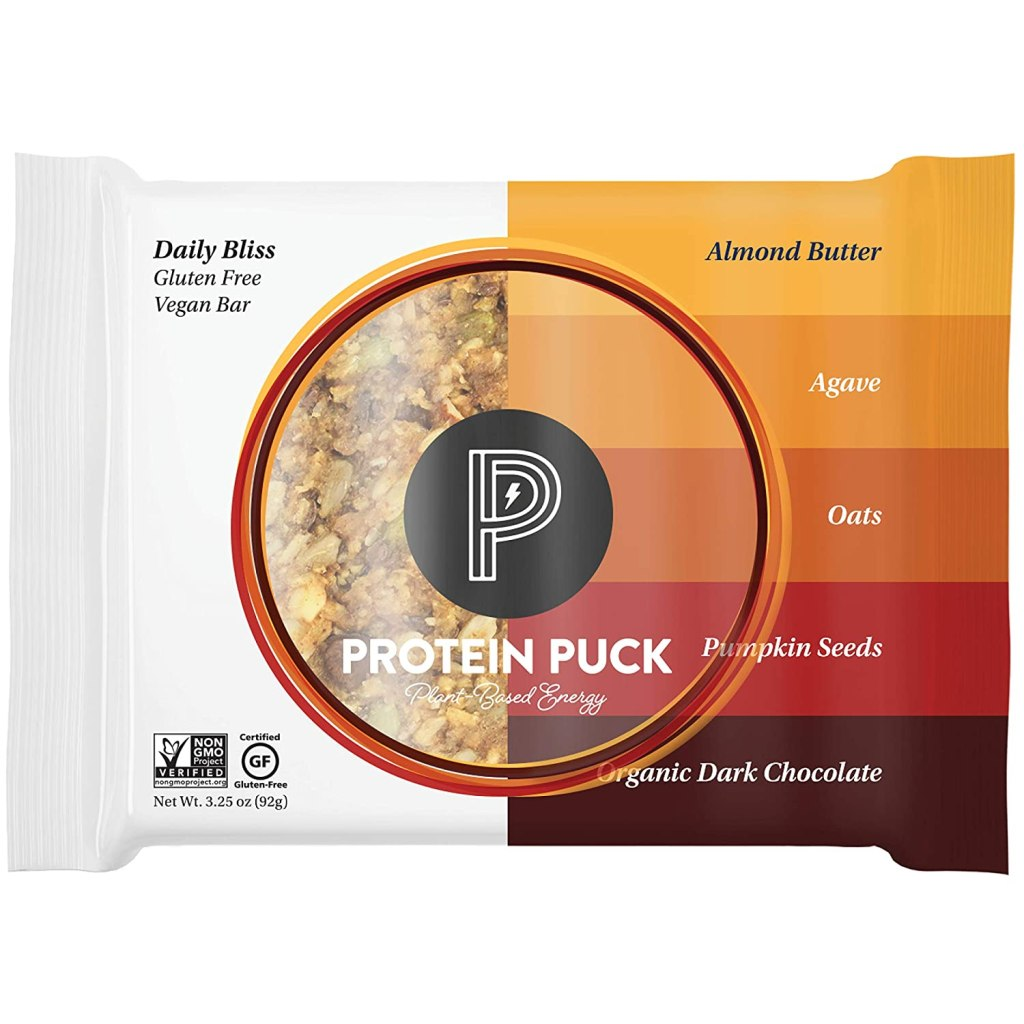 Protein Puck Protein Bars