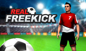 Real Freekick 3D at Angry Alien Arcade