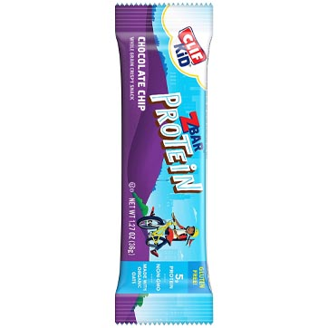 Top 5 Meal Bars - ZBars by Clif
