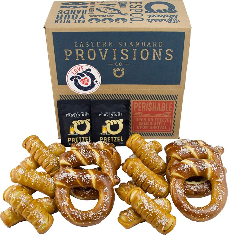 Eastern Standard Provisions Preztels