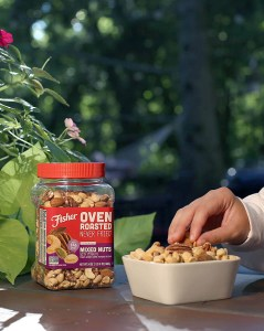 Fisher Mixed Nuts