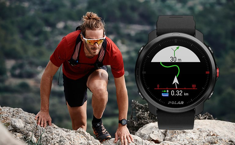 Polar Grit X | Best Garmin Forerunner Alternative