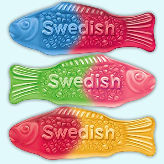 Swedish Fish | Concession Stand @ Superior Digital News