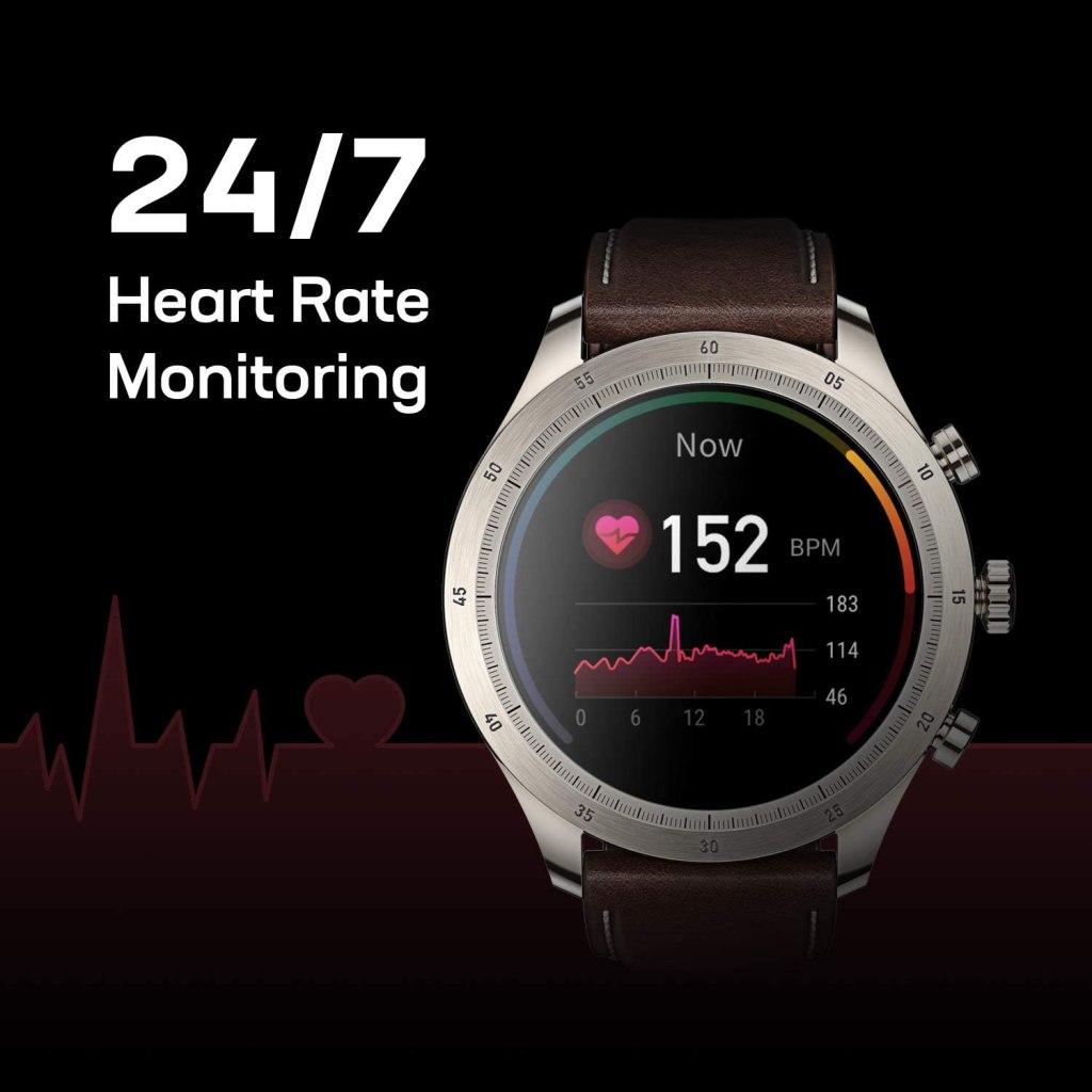 Zepp Z Smartwatch - Advanced Biometrics