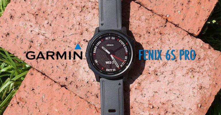 Read more about the article Garmin Fenix 6S Pro | Best GPS Smartwatch EVER!