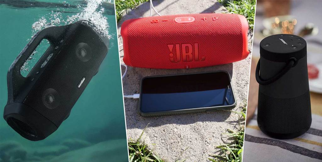 Best Portable Bluetooth Speakers 2021 | JBL vs Anker vs Bose