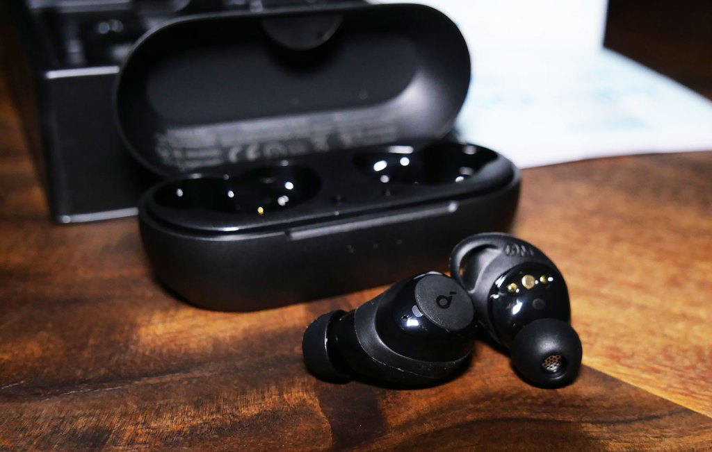 Anker Soundcore Life A1 True Wireless Workout Earbuds