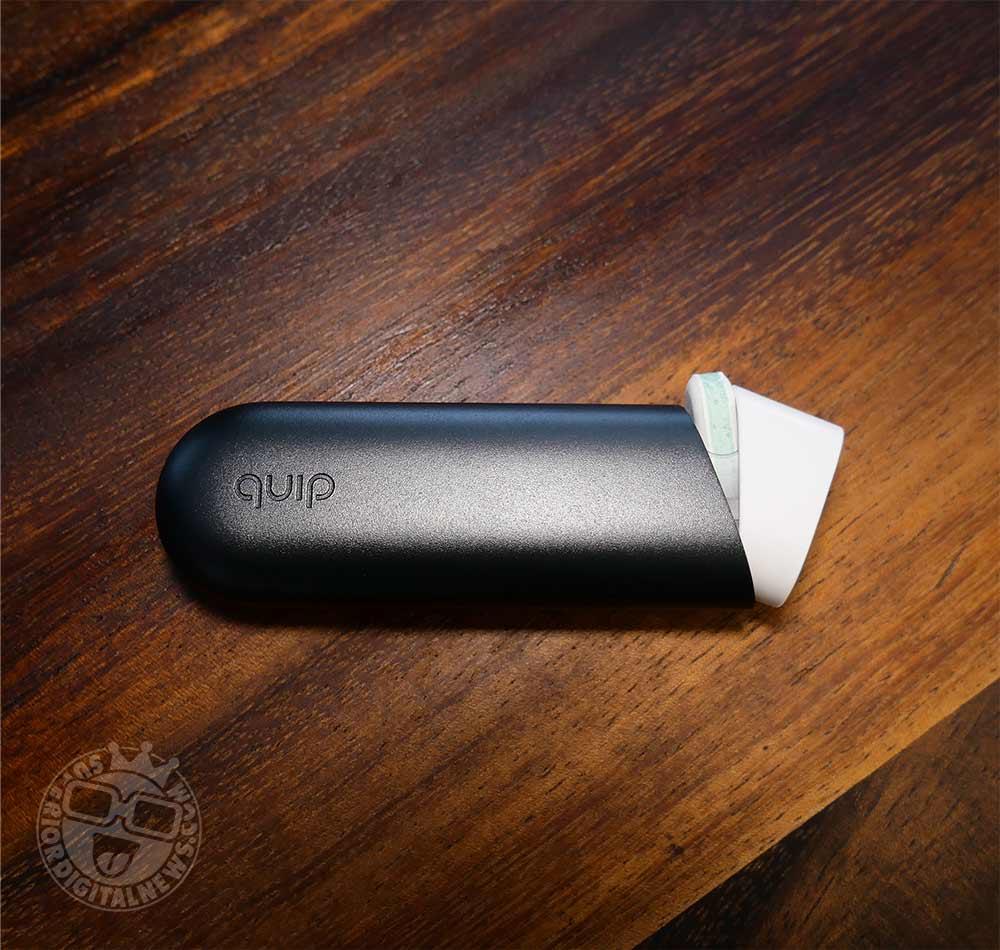 Quip Gum Dispenser - Black