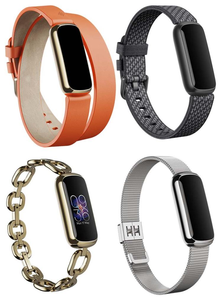 Fitbit Luxe Luxury Styles