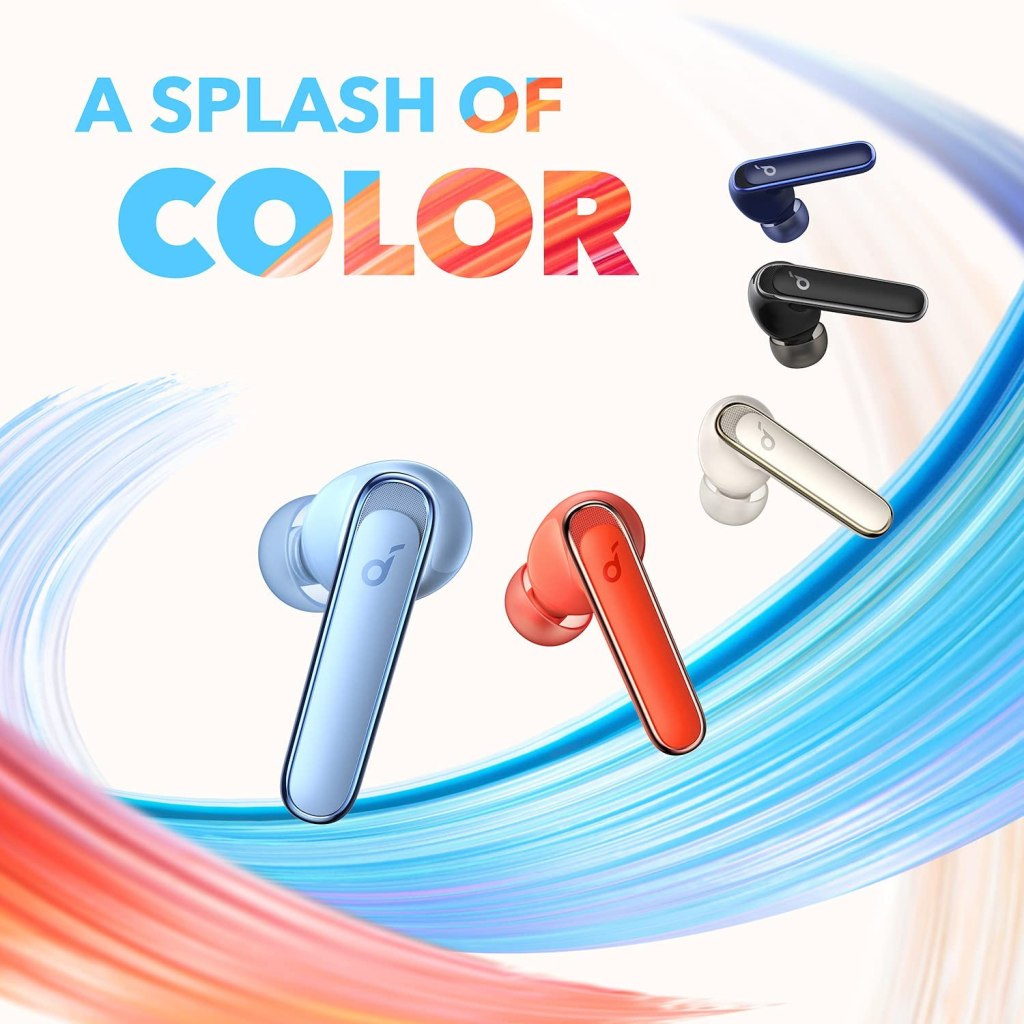 Anker Soundcore Life P3 - Color Options