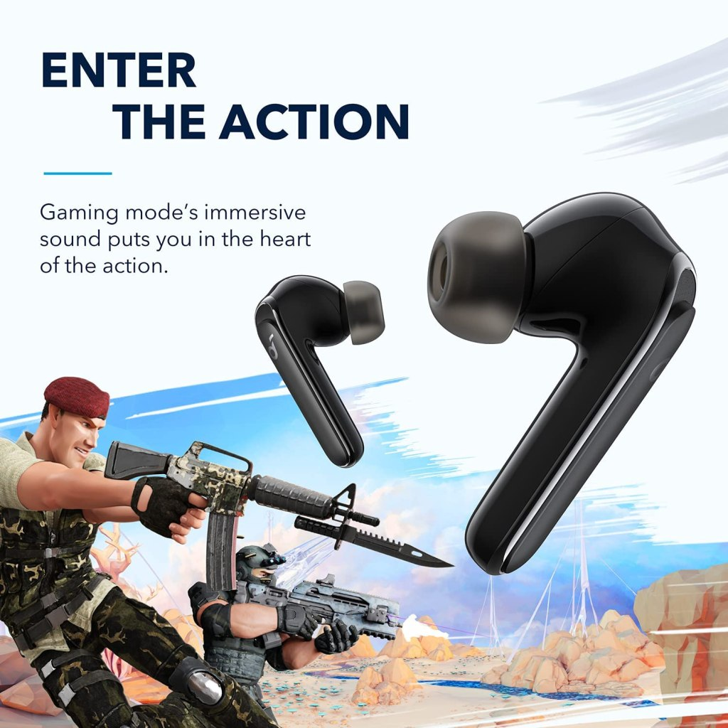 Anker Soundcore Life P3 - Gaming Mode