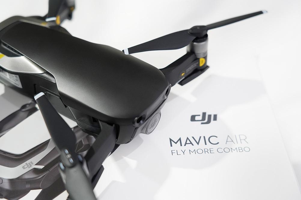 DJI Mavic Air Fly More Combo Bundle