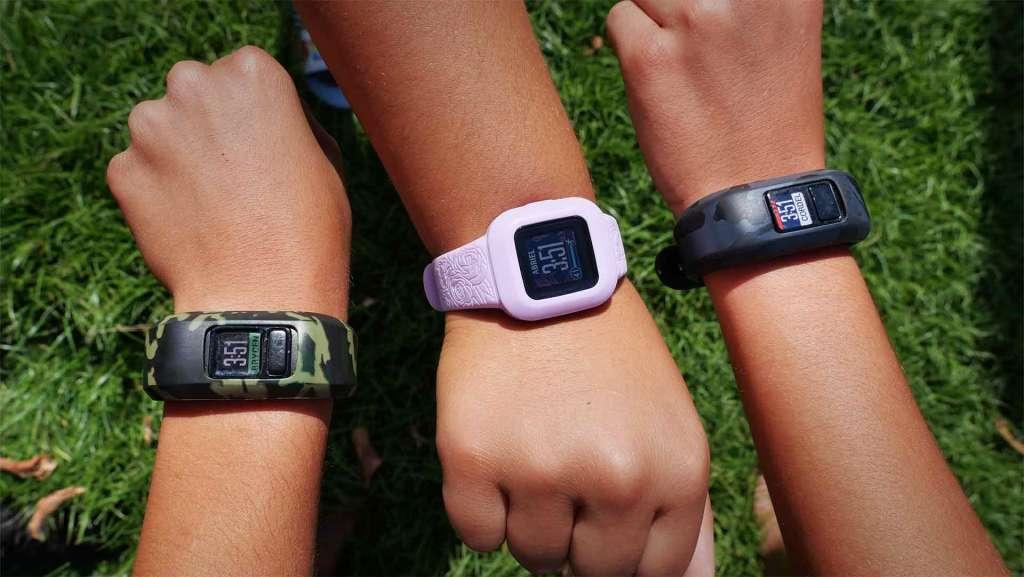 Garmin Vivofit Jr. Series Fitness Trackers For Kids 2021