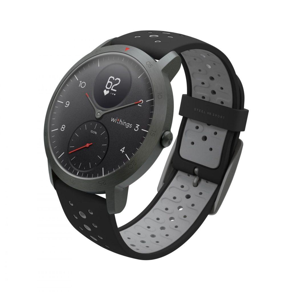 Withings Steel HR Sport Best Hybrid Smartwatch