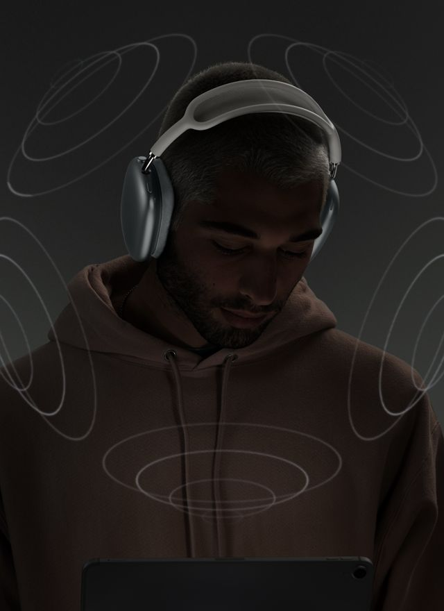 Apple AirPods Max Spatial Audio