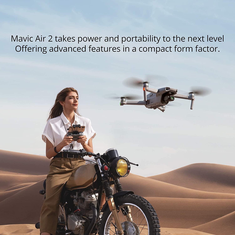 DJI Mavic Air 2 - All-In-One Camera Drone