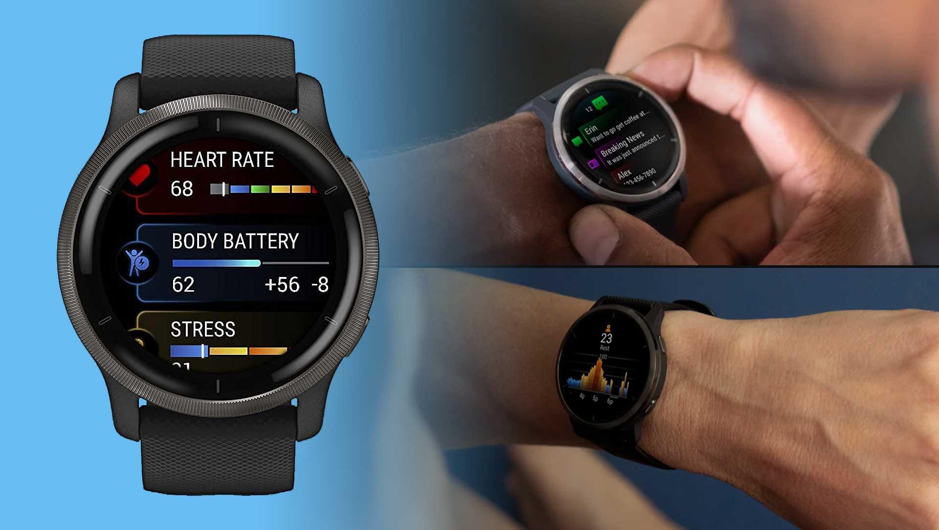 You are currently viewing Garmin Venu 2 vs Venu 2s | Best Fitness Smartwatch 2021