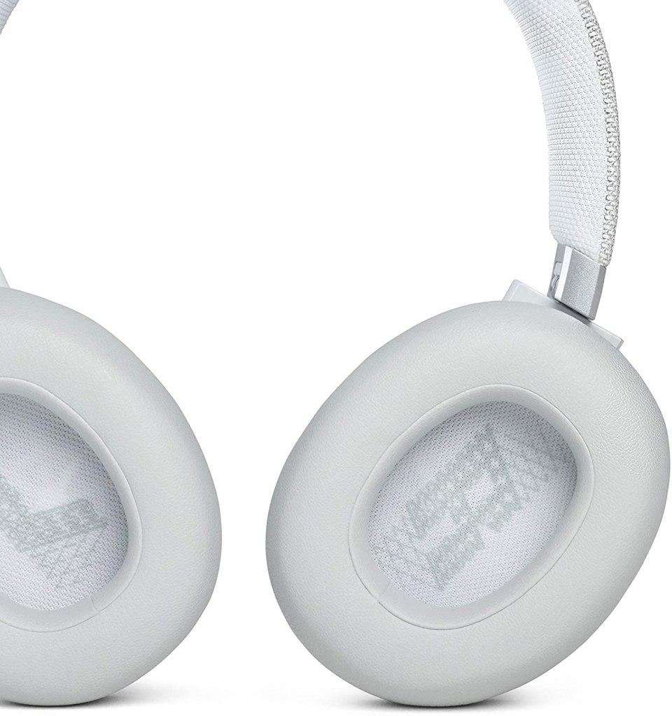 JBL Live 660NC Wireless Noise Cancelling Headphones Premium Ear Cushions