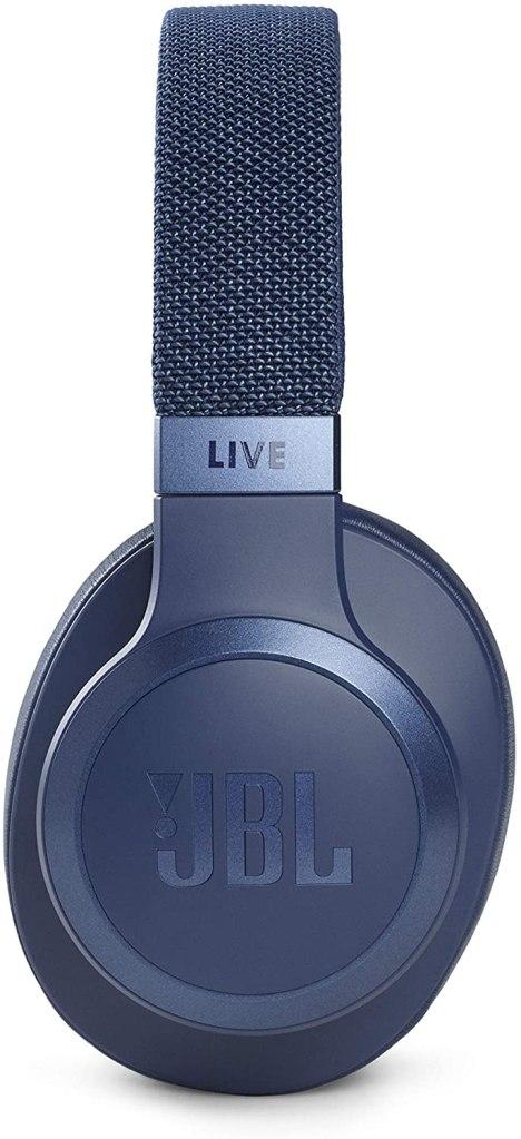 JBL Live 660NC Wireless Noise Cancelling Headphones Side Profile