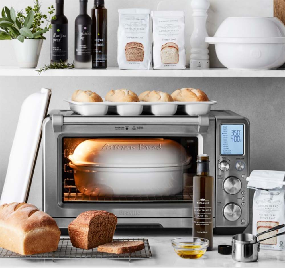 Breville Smart Oven Air Fryer Pro - PROOF Cooking Function