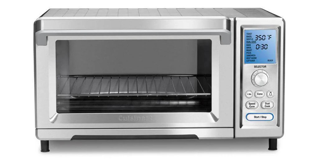 Cuisinart Chef's Convection Toaster Oven - Control Panel