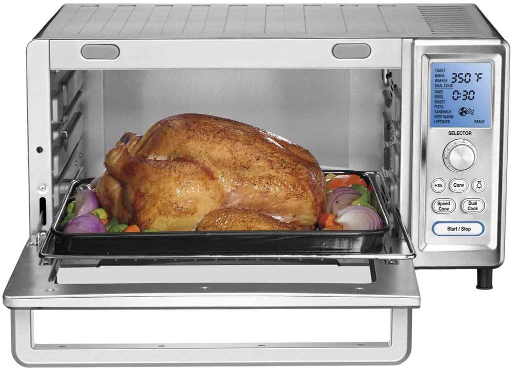 Cuisinart Chef's Convection Toaster Oven - Roasting