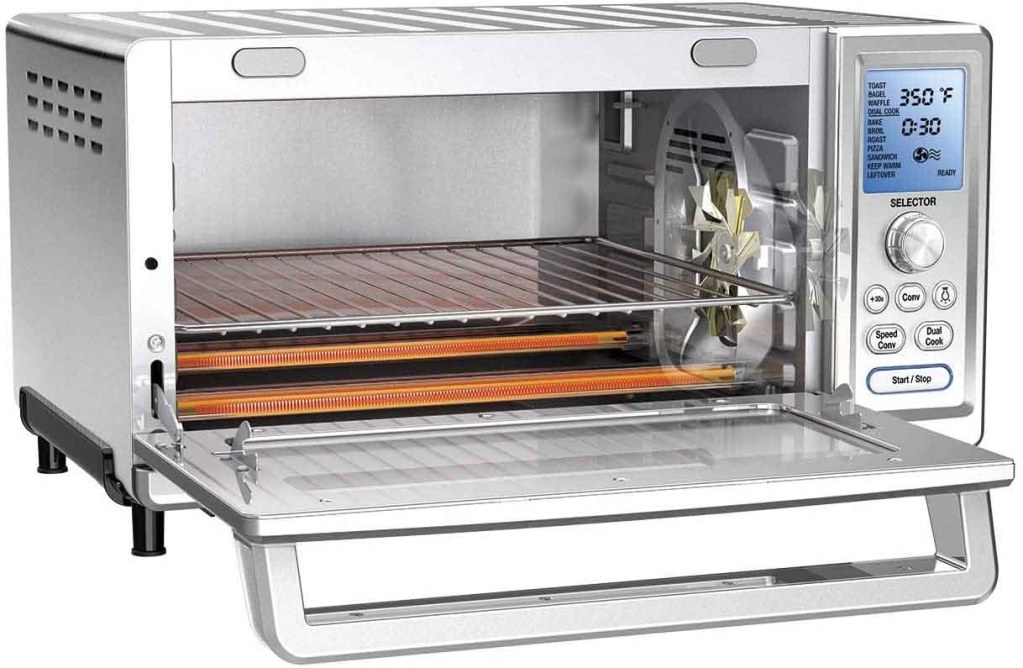 Cuisinart Chef's Convection Toaster Oven - Speed Convection