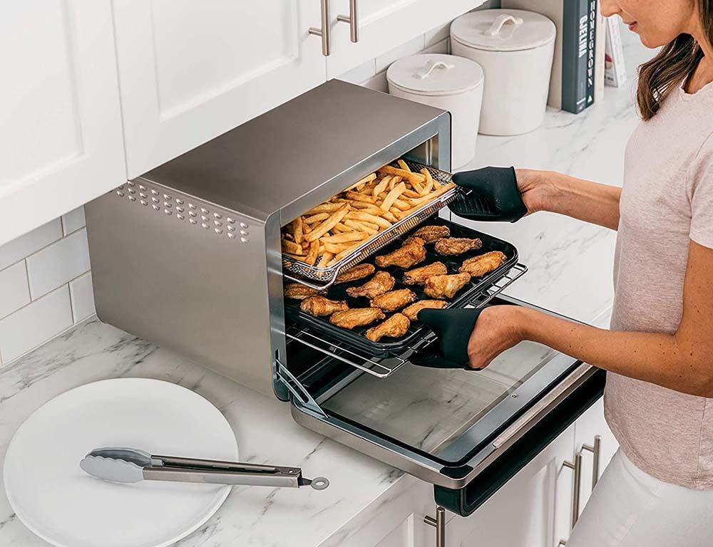 Ninja DT251 Foodi Smart XL Pro - 2-Level Wings And Fries