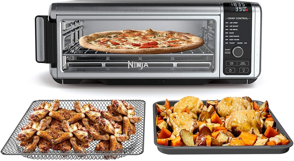 Ninja SP101 Foodi Digital Fry Toaster Oven