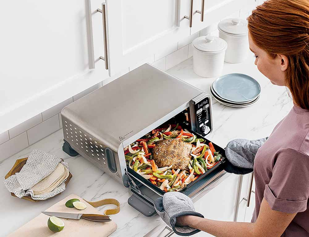 Ninja SP301 Foodi Convection Oven - New SearPlate Cooking Pan
