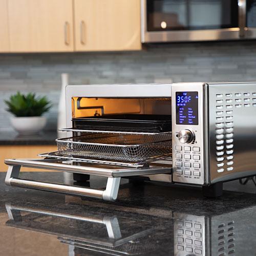 NuWave Bravo XL Smart Oven - Racks