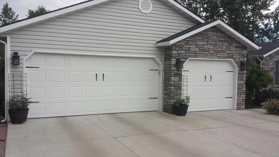 Residential Garage Door Installation Twin Falls Hailey