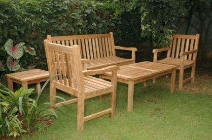 Free Woodworking Plans Garden Bench