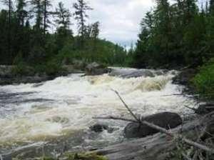Shebandowan River