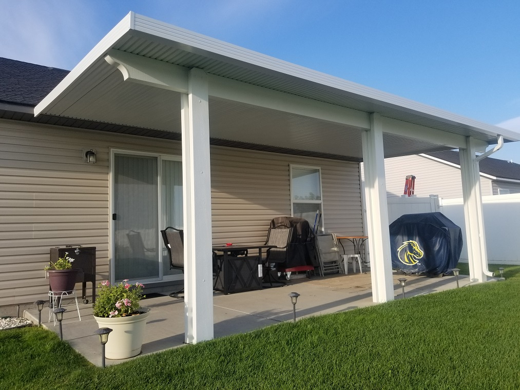 Patio Covers, Awnings, Louvered Roofs & More: Twin Falls, ID