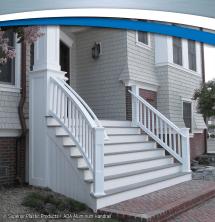 Ada Aluminum Handrail - Superior Plastic Products