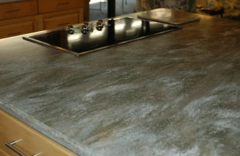 Solid-Wood-Corian-Counter-top, Kitchen Renovation, Bathroom Renovation, House Renovation Auckland