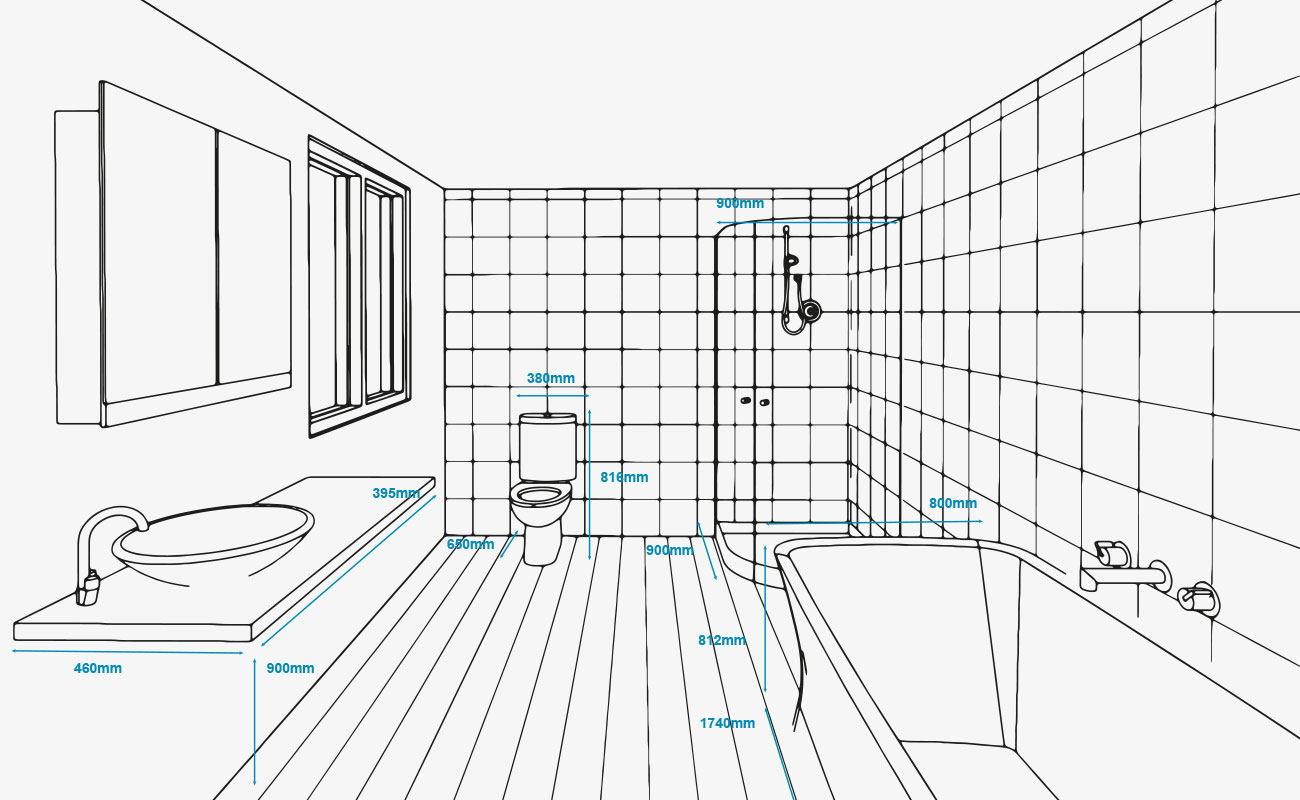 bathroom-reno-plan Bathroom Renovation Mistakes - Experts tell all - Kitchen Renovation, Bathroom Renovation - Auckland
