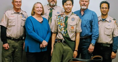Eagle Scout Ryan A.