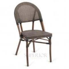 Stackable Restaurant Chairs Purple Patio Chair Seat Cushions Commercial For Pubs Bar Wholesale Outdoor